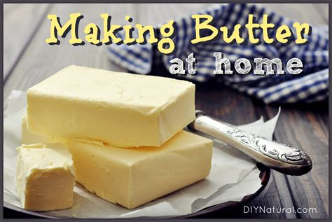 how to make butter in a blender