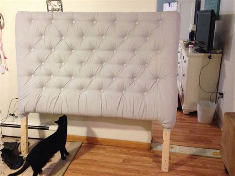 diy tufted headboard queen pin by ang r on headboard pinterest