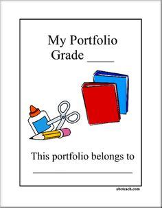 1000 Images About Student Portfolios On Pinterest Student Portfolios Portfolio Covers And Baking Portfolio Template