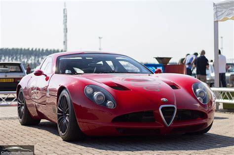 Alfa Romeo Zagato by One Alfa Romeo Tz3 Corsa By Zagato In The Netherlands