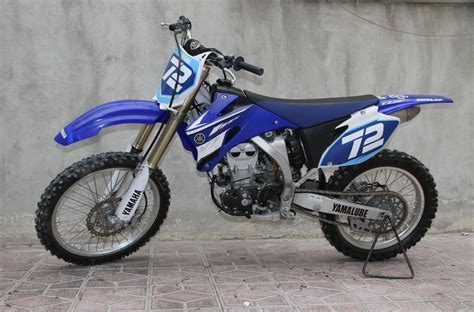 Diecast Cross Yamaha Yz450f dirtbike rider picture website