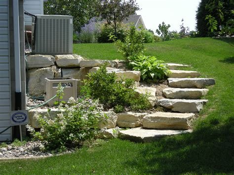 sloped backyard before and after the effective landscape ideas for sloped backyard room