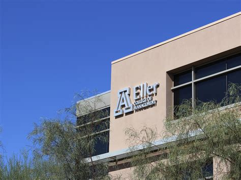 Eller School Of Business Mba by Eller College Of Management At The Of Arizona