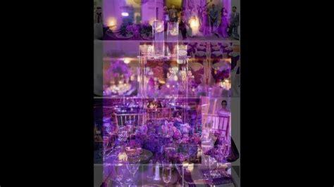 Wedding Supplies by Purple Wedding Theme Decor Ideas Inspiration Discount
