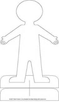 Large Paper Doll Template by 1000 Ideas About Paper Doll Template On Paper