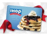 Ihop Discount Gift Cards - 25 ihop gift cards for 20 from newegg