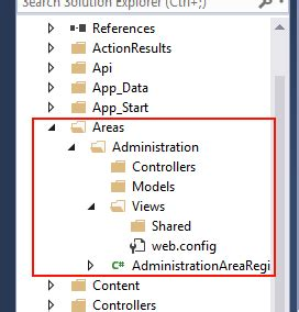 jade extends layout in different directory asp net mvc areas extend your application with areas