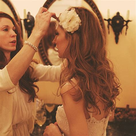 bridal hairstyles loose curls wedding hair with loose curls a wedding hairstyle with