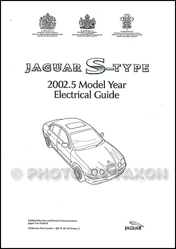 jaguar wiring diagram x model 2002 get free image about