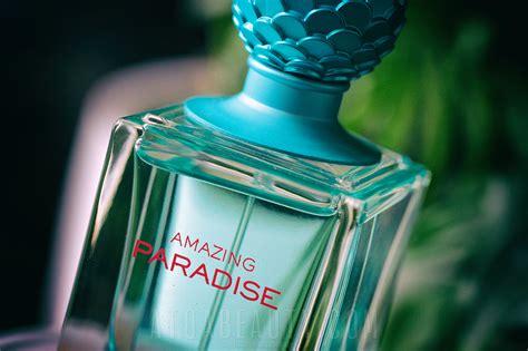 Parfum Oriflame Amazing Paradise atqa atqabeauty zapachy rada by