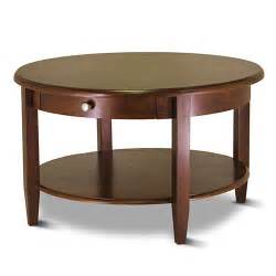 concord coffee table antique walnut walmart