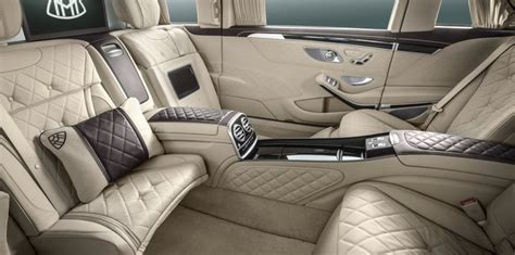 Most Popular Car Interior Color by What Makes A Luxury Car
