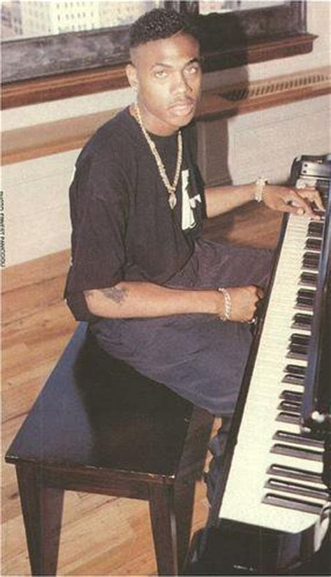 Jodeci Images Devante On Piano Wallpaper And Background
