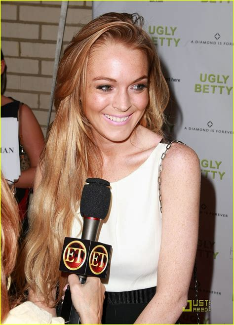 Lindsay Lohan Will Spoil Betty by Image Gallery Lindsay Lohan