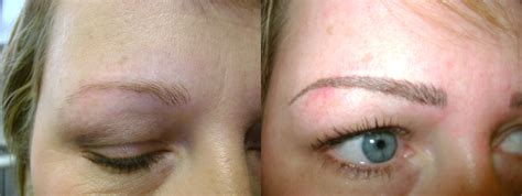 tattoo eyeliner clarksville tn permanent makeup before and after eyebrows www pixshark