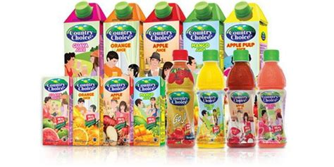 Country Choice Juice Guava 1000ml brand country choice serasa jus buatan di rumah vemale