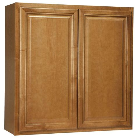 Hton Bay 18x84x24 In Cambria Pantry Cabinet In Harvest