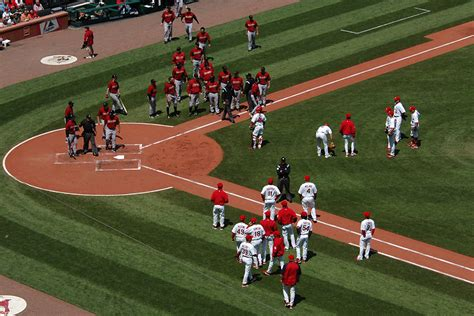 bench clearing baseball did the st louis cardinals hack houston astros front