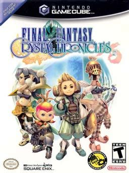 final fantasy crystal chronicles wikipedia