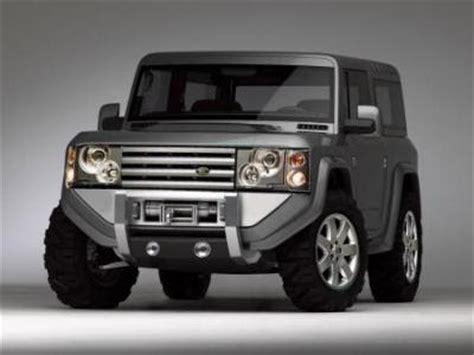 snask limited: land rover defender concept