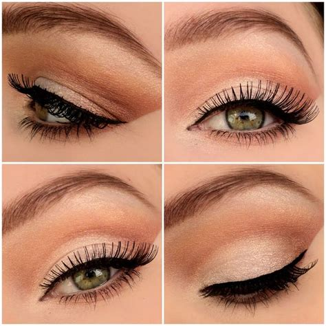 1000 Ideas About Peach Eyeshadow On Pinterest Eyeshadow | 1000 ideas about neutral eyeshadow on pinterest simple