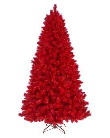 Images Of Christmas Trees Lipstick Red Artificial Christmas Tree Treetopia