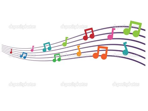 Music notes clip art colorful clipart panda free clipart images