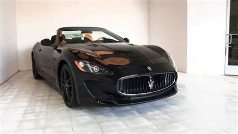 maserati luxury new 2013 maserati granturismo convertible mc morrie s
