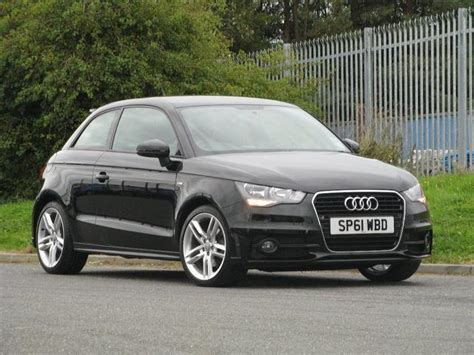 audi a1for sale used audi a1 2011 black colour diesel 1 6 tdi s line
