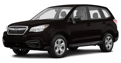 cars similar to subaru forester 2017 subaru forester reviews images and
