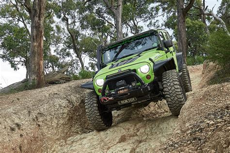 jeep jku rubicon custom jeep jku wrangler rubicon review 4x4 australia