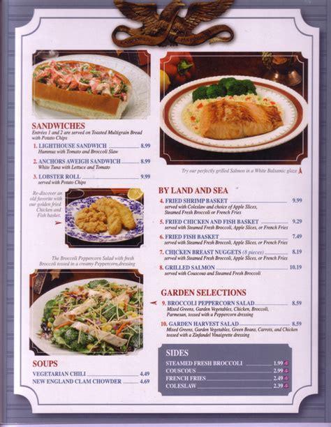 harbor house menu harbor house menu 28 images columbia harbour house magic kingdom review and menu