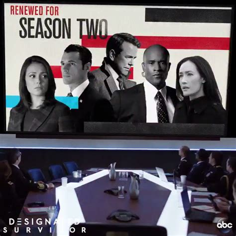 designated survivor twitter designated survivor on twitter quot there s more work to be