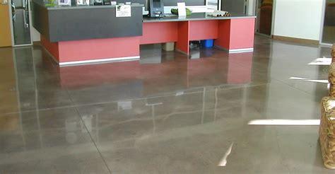 Concrete Floor Polishing ? Colormax