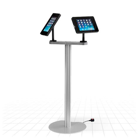 ipad easel stand ipad duo display stand tablet display stands