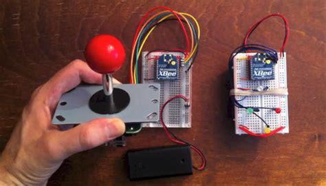 libreria cosiero joystick inal 225 mbrico con xbee microcontrolador