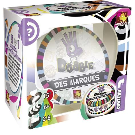 Asmodee Jeu Dooble by Dobble Des Marques Asmodee King Jouet Jeux D Asmodee Jeux De Soci 233 T 233