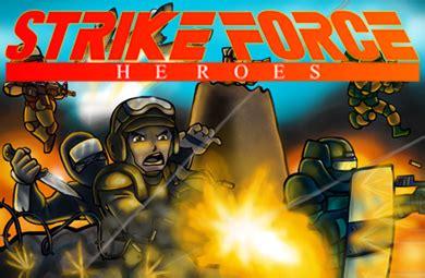 strike force heroes | shooting games | play free games