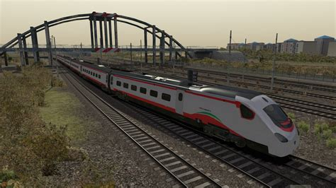 carrozze frecciabianca railworks italia 713 activity