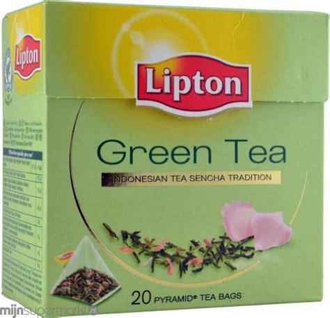 A Tastetea Reminder And Free Tea Offer by Lipton Green Tea Sencha Premium Pyramid Tea