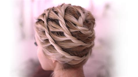 everyday hairstyles for long hair pinterest trendy spiral updo everyday hairstyle for medium long