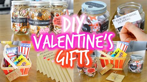s ideas easy diy s day gift ideas for your boyfriend