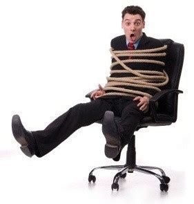 How To Tie A Person To A Chair by How Many Billable Hours Do You To Work Before You Are