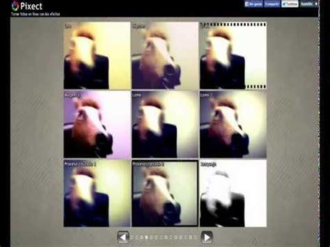 editar imagenes web cam pixect editar fotos online gratis jugando con la