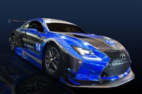 lexus racing lexus f performance racing to race rc f gt3 in 2016