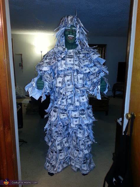 geico money man costume creative diy ideas