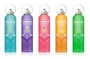 Method Air Freshener Method Air Fresheners Disrupt Air Care Industry Design Milk