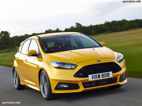 Ford Focus St Review by 2015 Ford Focus St Review
