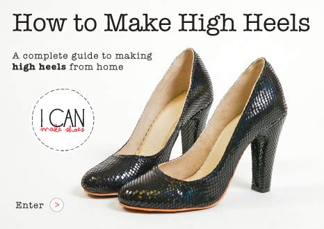 how to make shoes for how to make high heels 12 i can make shoes