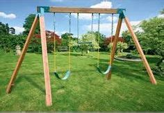 simple wooden swing set 1000 images about swing on pinterest swing set plans